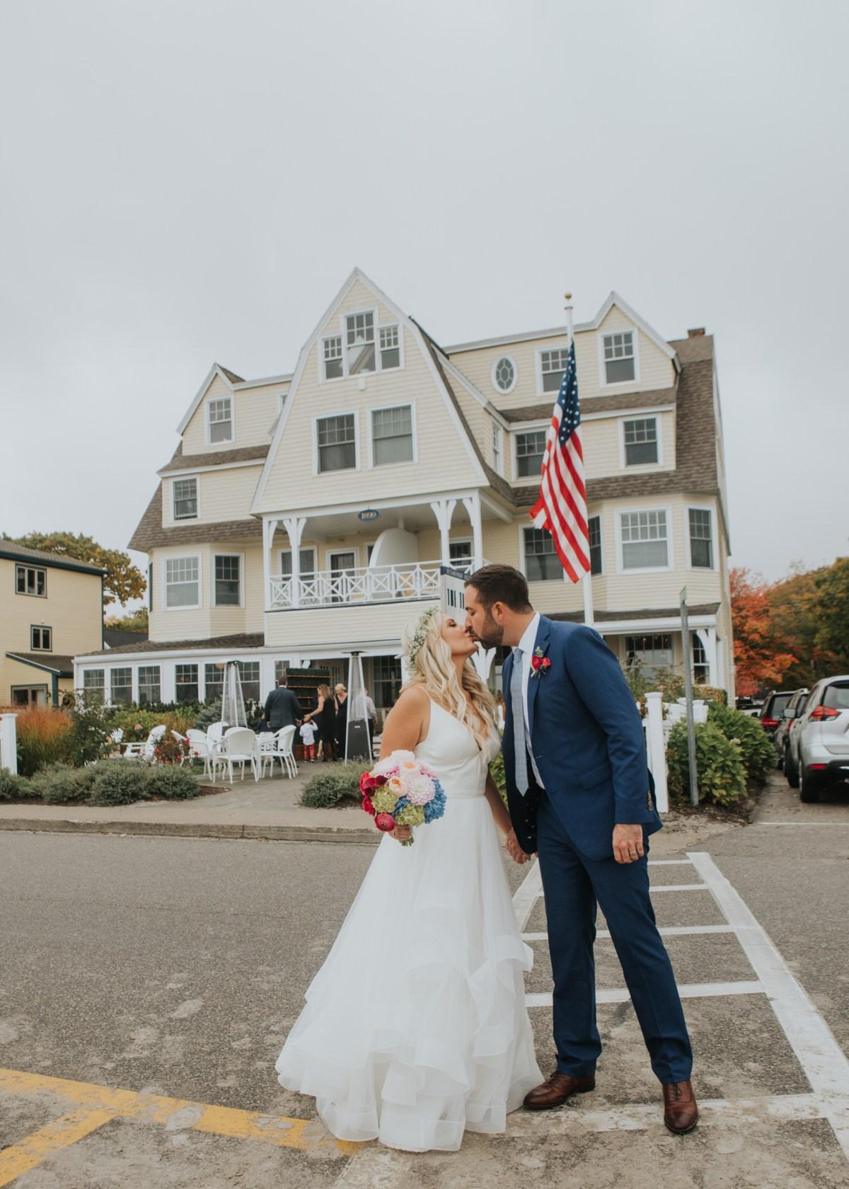 Wedding at The Tides Beach Club