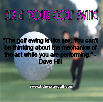 Funny Golf Sayings | North Myrtle Beach Golf Courses