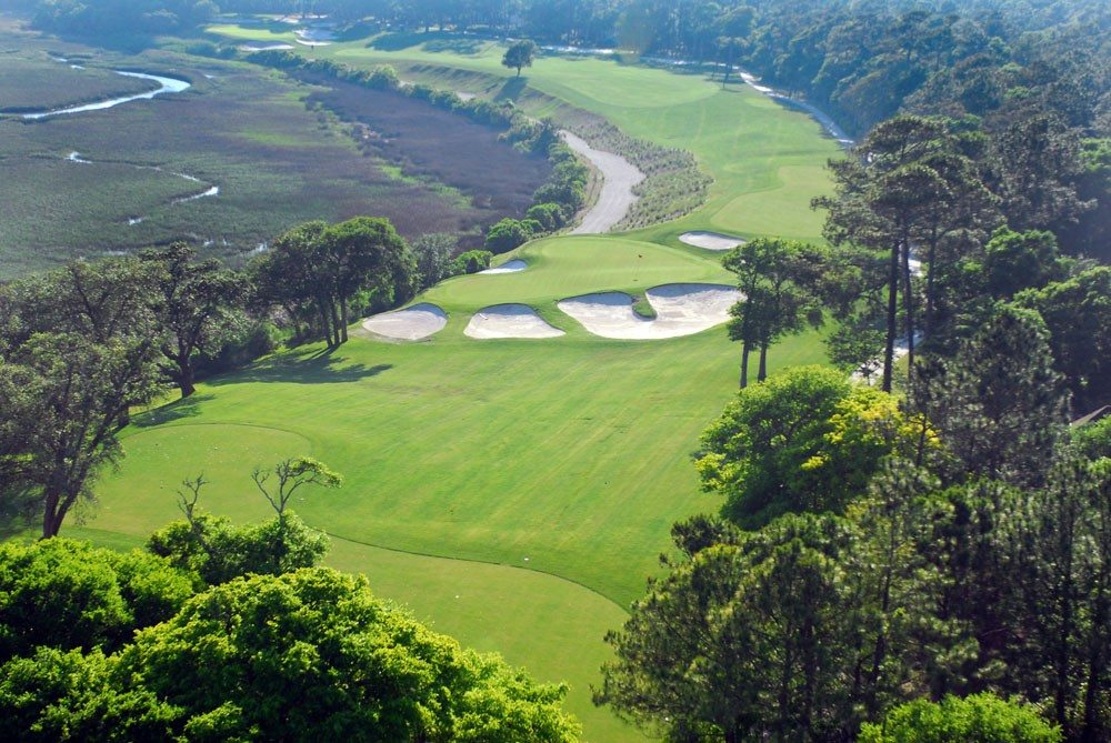 No 4 Tidewater Golf Course