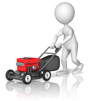 Lawn mower - for golf course maintenance