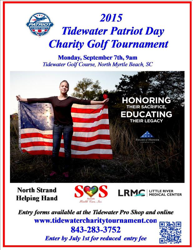 Tidewater's Patriot Day Charity Golf Tournament