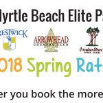 Golf PAckage Spring Elite