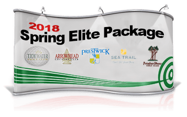 Spring Elite Golf Package