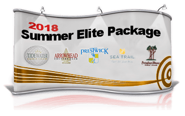 Summer Elite Golf Package