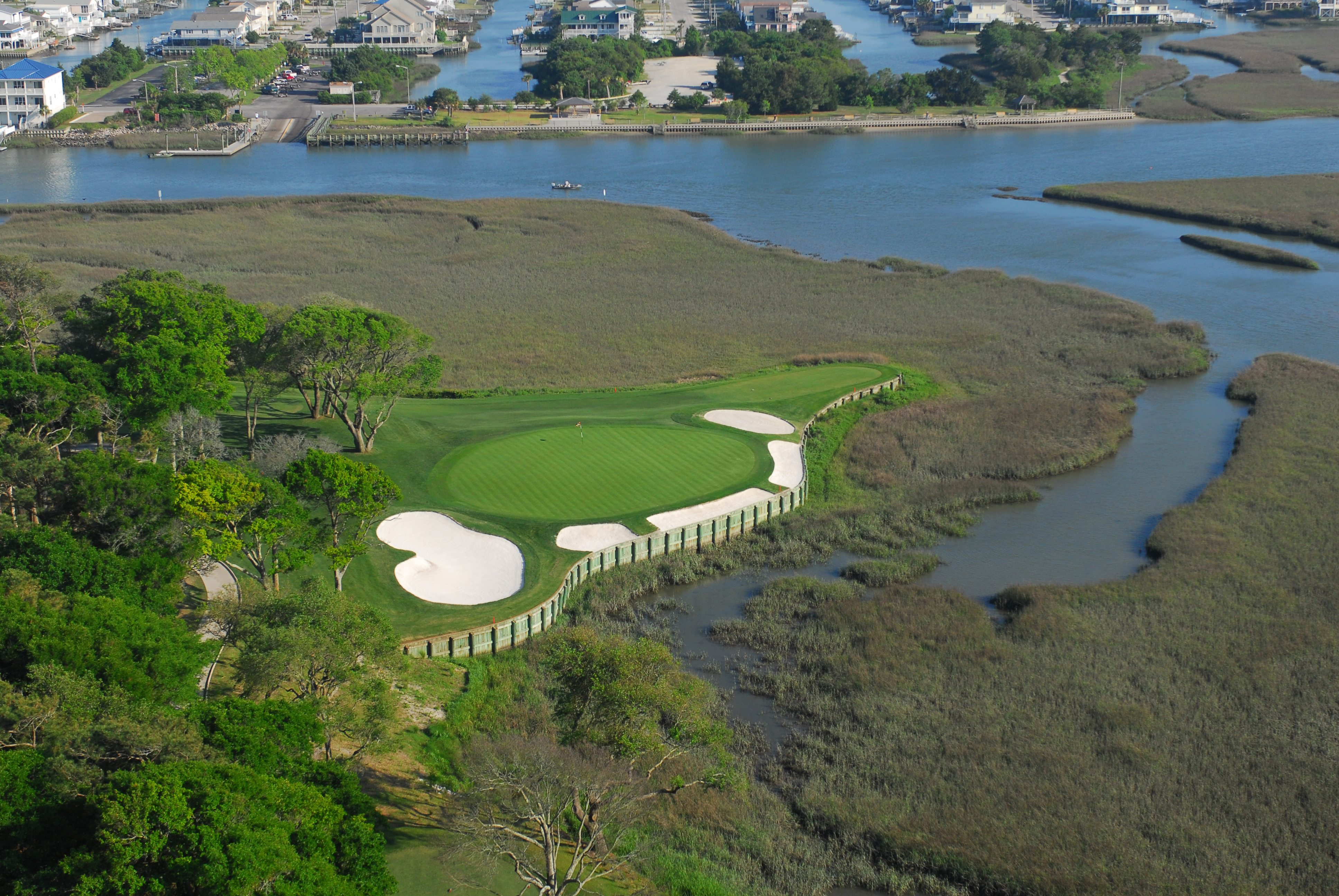 Tidewater No 12 Green