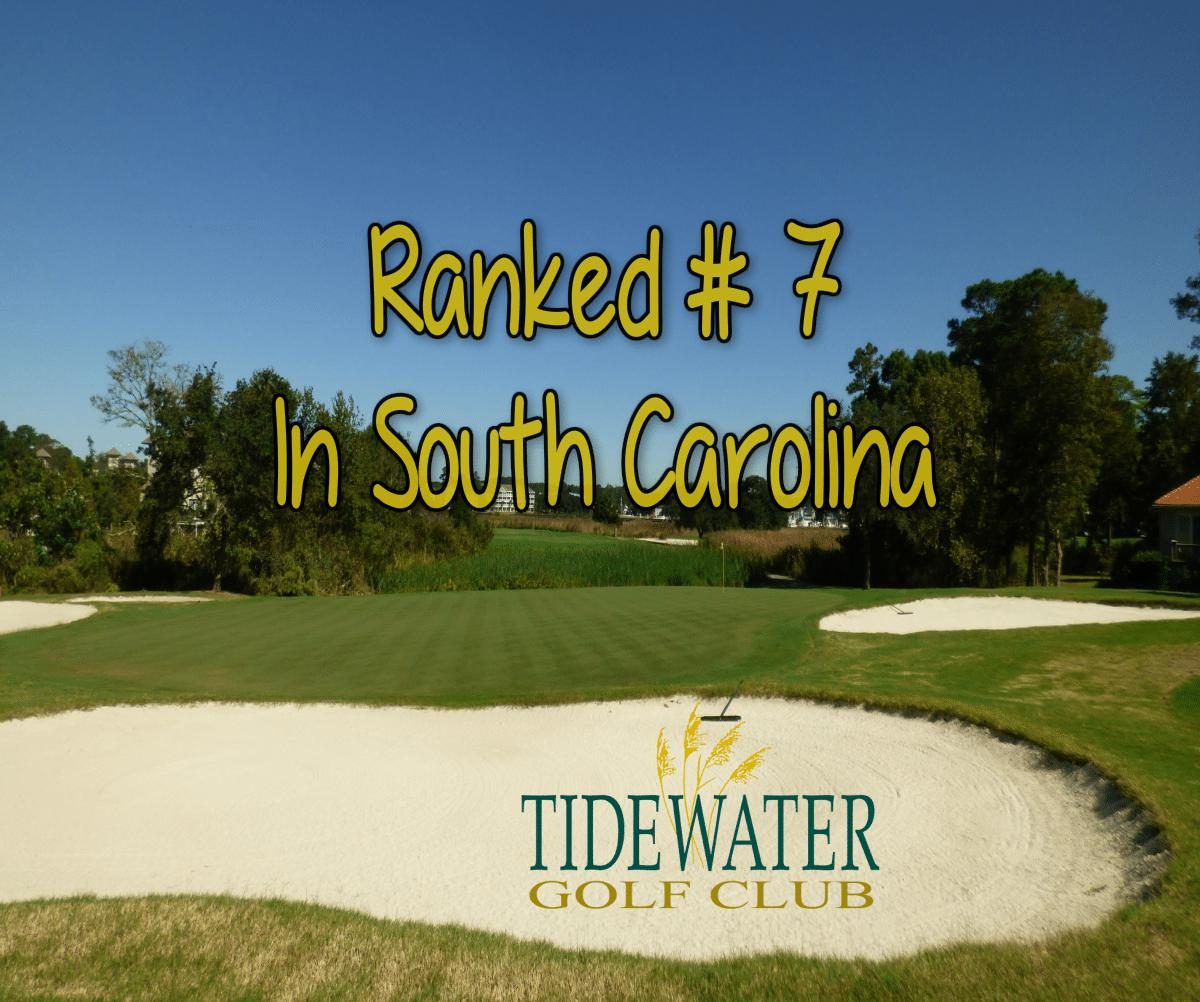 Summer Golf Experience at Tidewater Golf Club