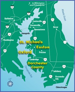 Maryland's Eastern Shore