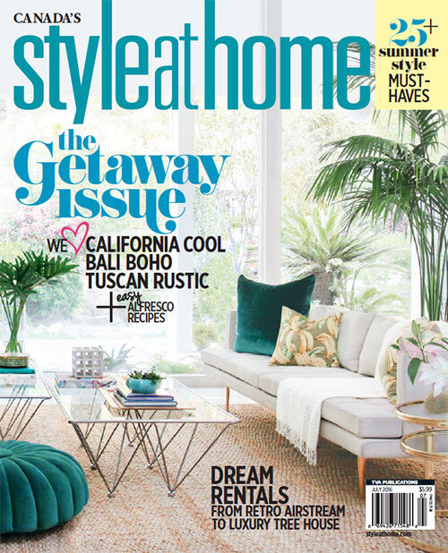 Style At Home, The Getaway Issue - July 2016