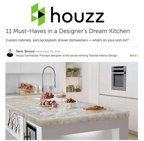 Designer's Dream Kitchen - Houzz