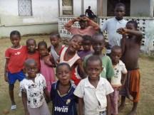 Ain't I crazy? (Arthington, Liberia)