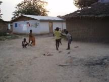 Children playing in Zwedru, Liberia