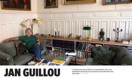 Jan Guillous sju bästa råd till dig som vill lyckas som författare