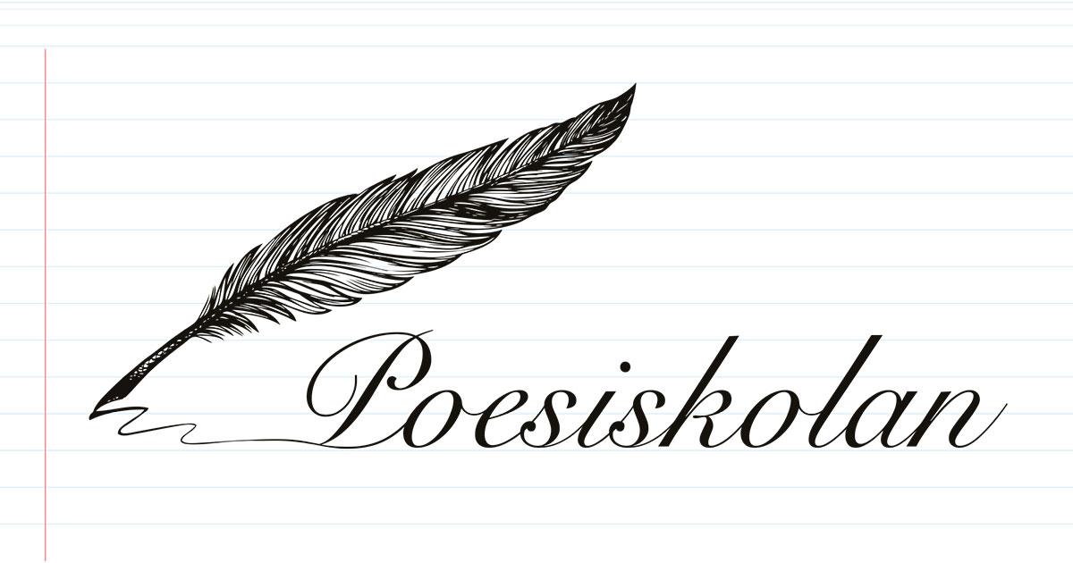 Poesiskolan: Så här börjar du