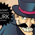 Ny novelltävling på temat Skurk