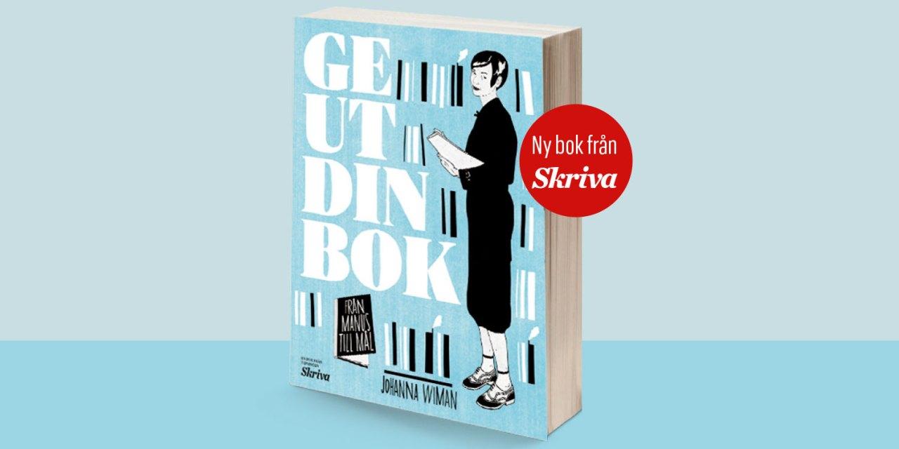 Handbok för dig som vill ge ut boken själv