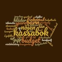 Att göra månadsbudget och föra kassabok