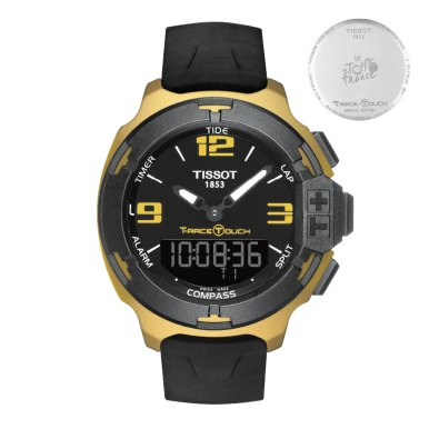 Tissot T-Race Touch TdF 2016.