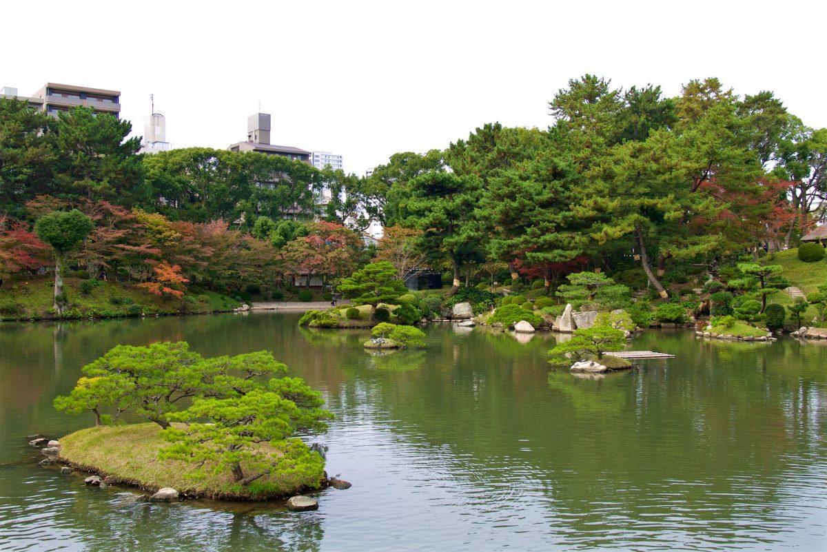 Japanese parks