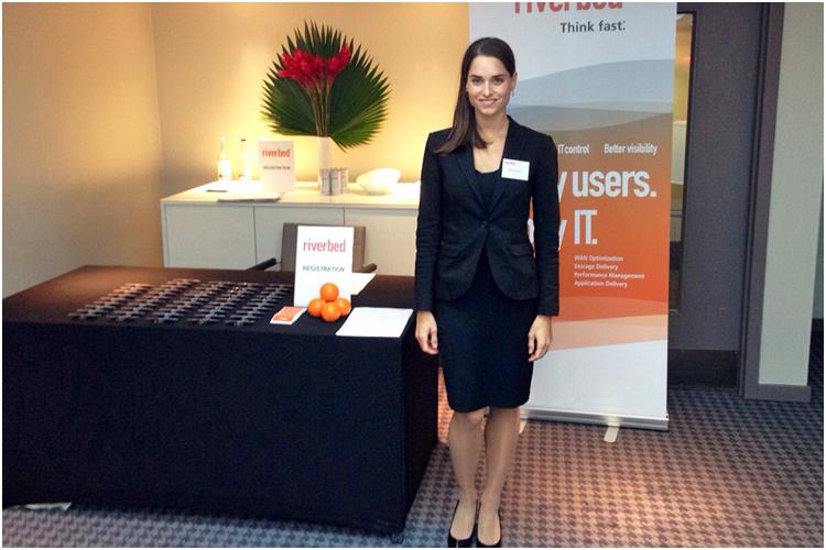Conference Staff  Hostess Agency London