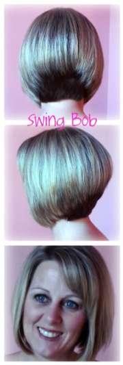 swing bob hair cut