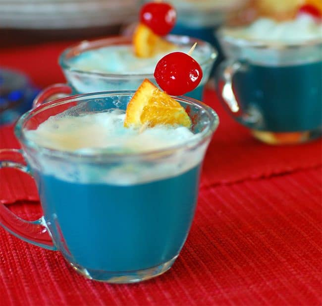 Punch Bowl Recipes For Baby Shower Menurecipe