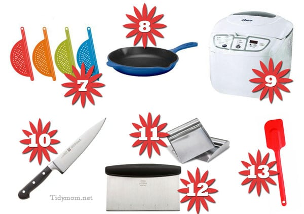 kitchen gifts for mom corner sinks gift ideas must haves