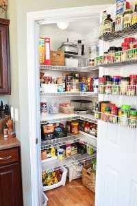 Real Life Pantry Organization | TidyMom