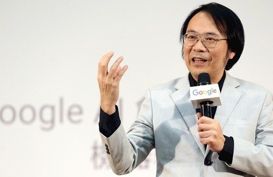 Google台灣董事總經理簡立峰