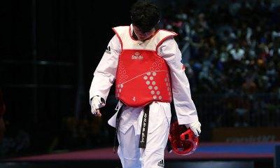 Tiebreaker Times Kirstie Alora succumbs to familiar Cambodian foe 2017 SEA Games News Taekwondo  Kirstie Alora Francis Agojo 2017 SEA Games - Taekwondo