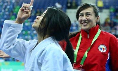 Tiebreaker Times Meggie Ochoa, Annie Ramirez secure golden double for Philippines Brazilian Jiu Jitsu News  Meggie Ochoa Gian Dee Annie Ramirez 2017 Asian Indoor and Martial Arts Games
