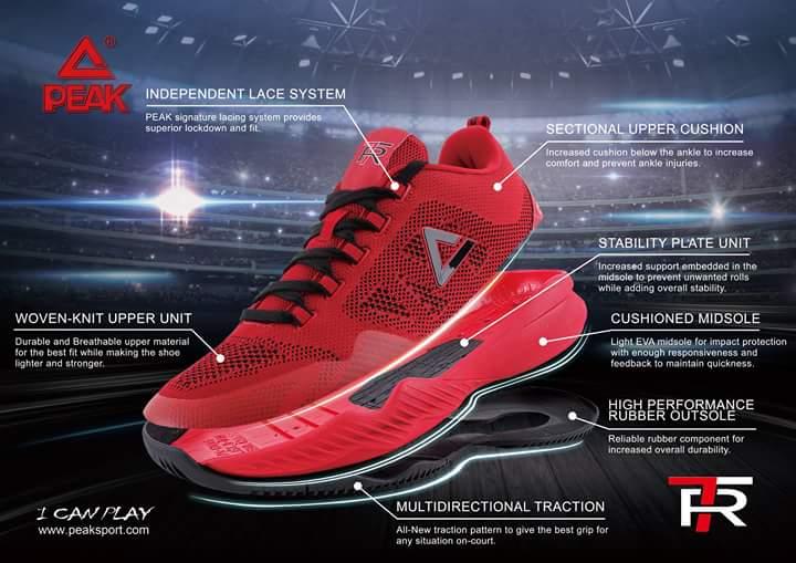 Best Peak Basketball Shoes