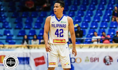 Tiebreaker Times Gilas Cadets closes campaign with rout of EAC EAC Gilas Pilipinas News  Ricci Rivero Matt Nieto Kenneth Tuffin Juju Bautista JP Maguliano Jong Uichico Jerome Garcia Gilas Cadets EAC Seniors Basketball Ariel Sison 2018 Filoil Premier Cup