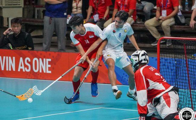 Singapore Quashes Philippines Gold Hope In Sea Games Men