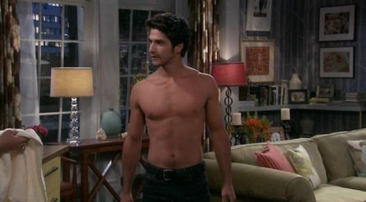 tyler posey shirtless the exes