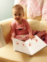 St. Nicolas brought some jammies and a new book!