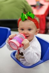 Christmas party at school