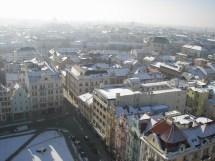 Ausblick von der Kathedrale