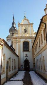 Franziskaner-Kloster mit Mariä-Himmelfahrt Kirche