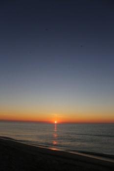 Sonnenauftang Korsika