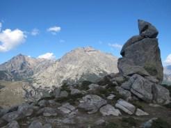 La Madonuccia, im Hintergrund der Monte d'Oro, ein weiterer 2000er