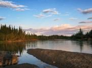 Nisutlin River, Yukon