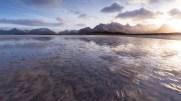 Yttersand, Lofoten, Norwegen