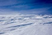 Schneestrukturen