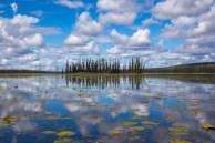 Spout Lake, British Columbia