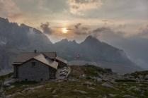 Albigna-Hütte