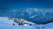 Riederalp by night