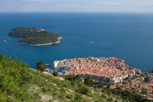 Dubrovnik und Lokrum