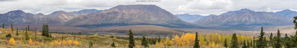 Panorama, bestehend aus 10 Hochkant-Aufnahmen