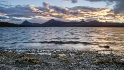 Morgenstimmung an den Tangle Lakes