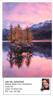 ...welches es diesen Sommer auch ins Landscape Photography Magazine schaffte